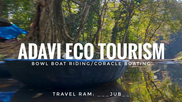 ADAVI ECO TOURISM | BOWL BOAT RIDING | CORACLE BOATING| KONNI | KERALA | TRAVEL VLOG