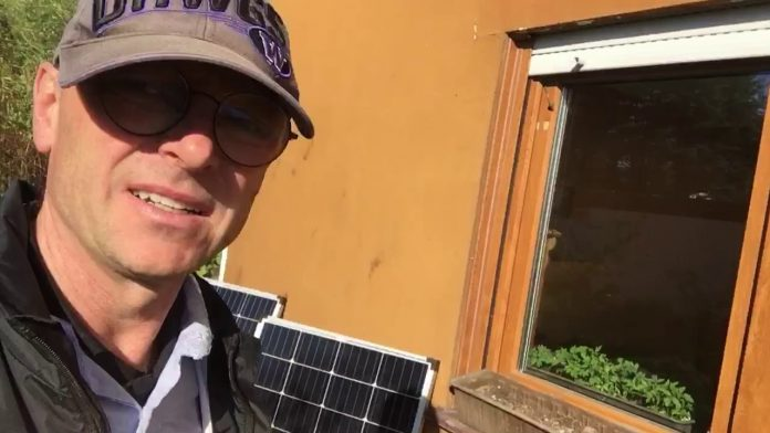 Solar energy? #957