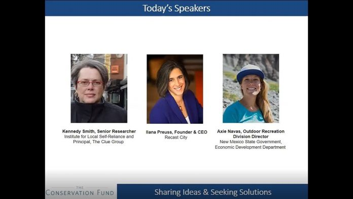 Webinar: What COVID-19 Means for Gateway Communities