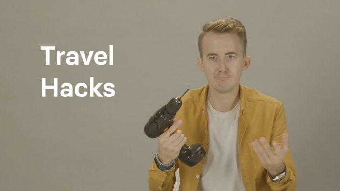 An eco-friendly travel expert tests 5-minute viral travel hacks | Revolut for Business