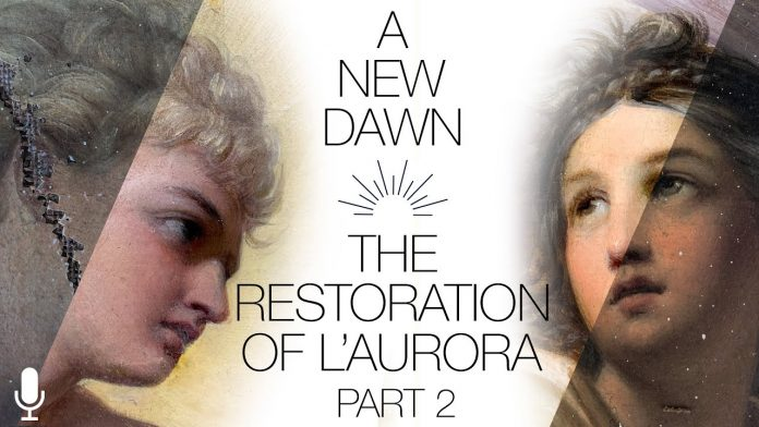 A New Dawn: The Restoration of L'Aurora Part 2