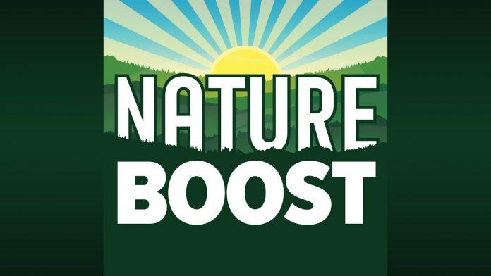 Nature Boost Podcast video promo (0:15)