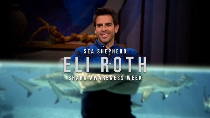 Eli Roth - Shark Awareness Week