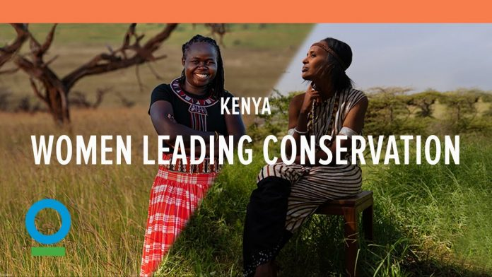 Women Leading Conservation - Kenya
