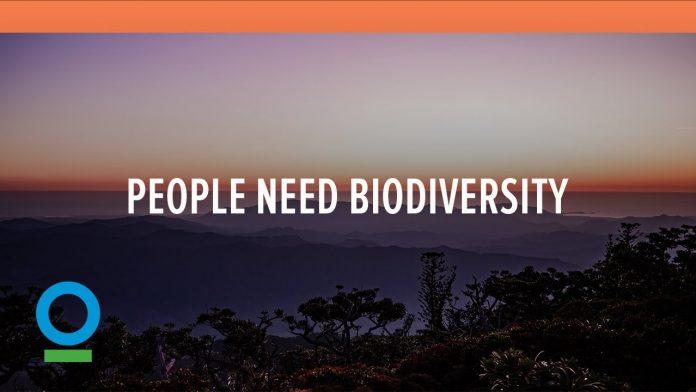 People Need Biodiversity