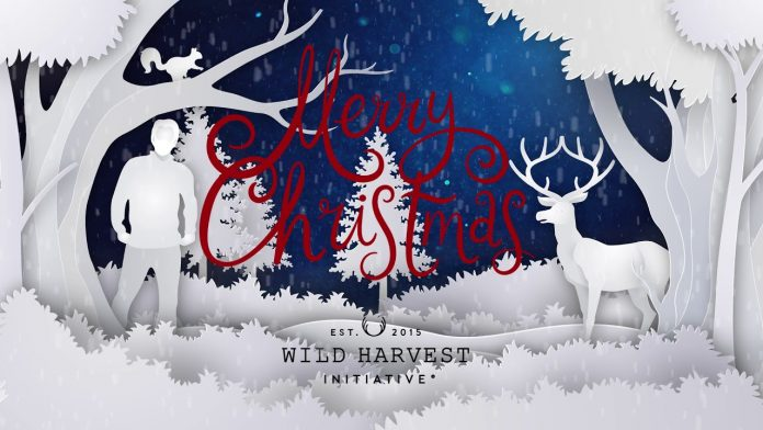 Happy Holidays from the Wild Harvest Initiative 2020