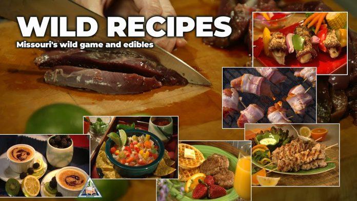 Wild Recipes - Glazed Nuts