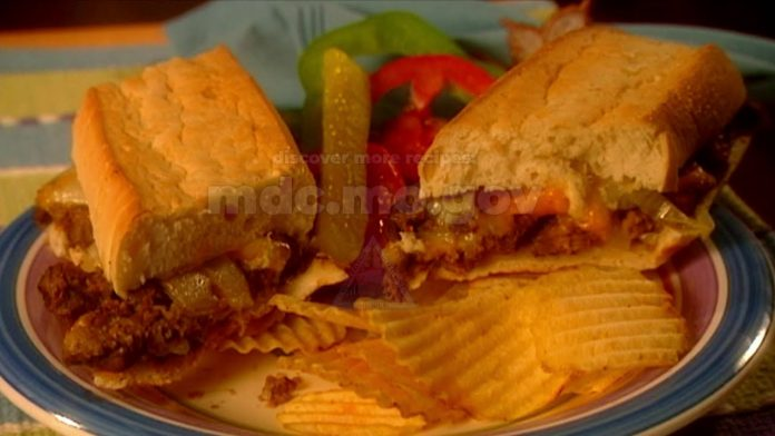 Wild Recipes - Venison Sandwich