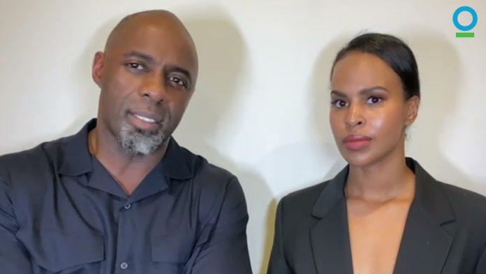 Sabrina and Idris Elba | Conservation International Virtual Gala