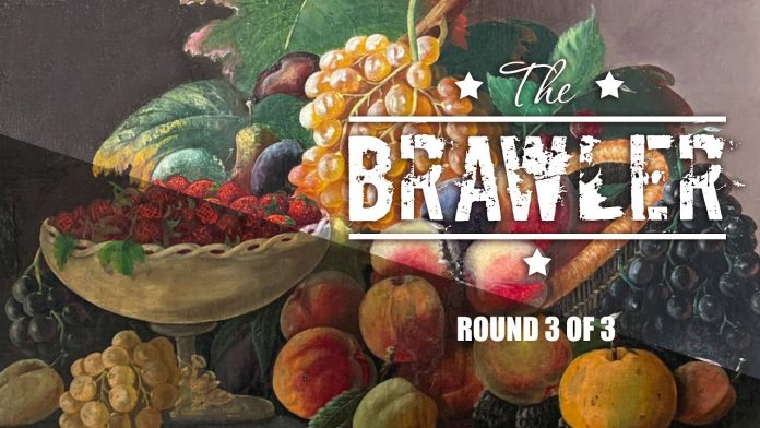 The Brawler - Round 3 of 3