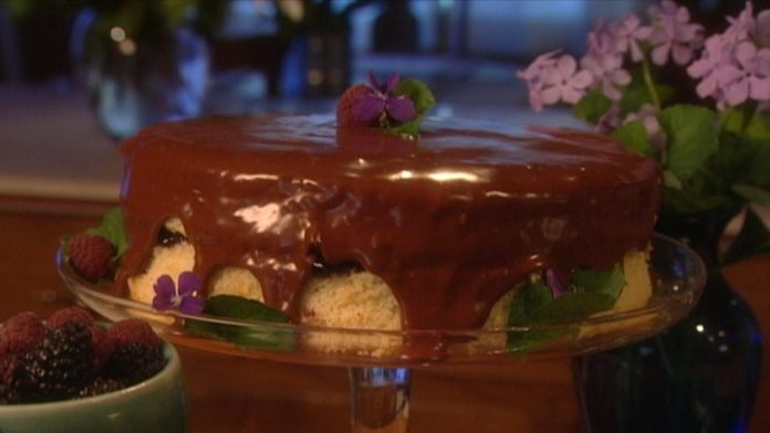 Wild Recipes – MO Forest Cake