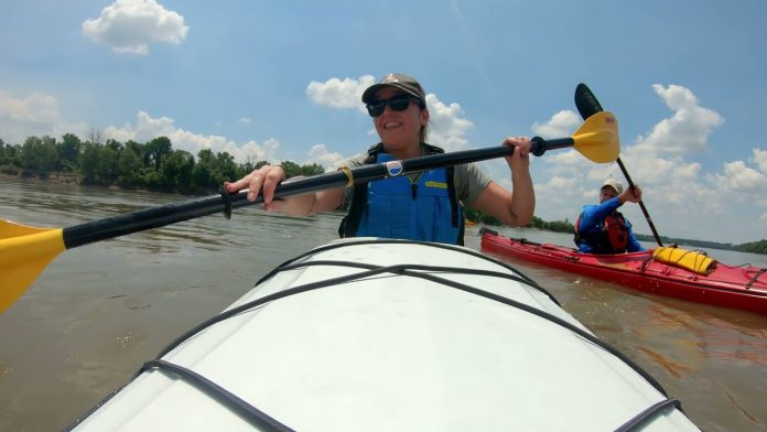 Nature Boost Floating - Daily Dose of Outdoors with Jill Prichard
