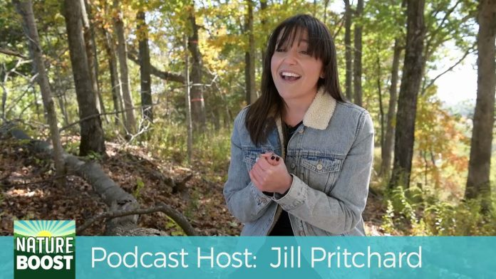 Nature Boost - Learn More About Our Natural World with Jill Pritchard