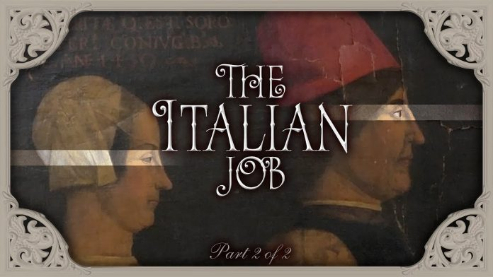 The Italian Job - Part 2 of 2