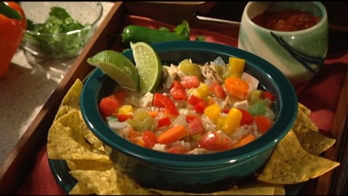 Wild Recipes – Turkey Tortilla Soup
